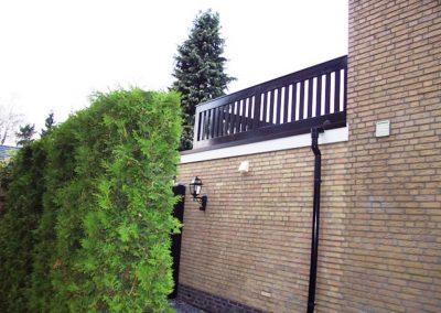 hekwerk Balkon